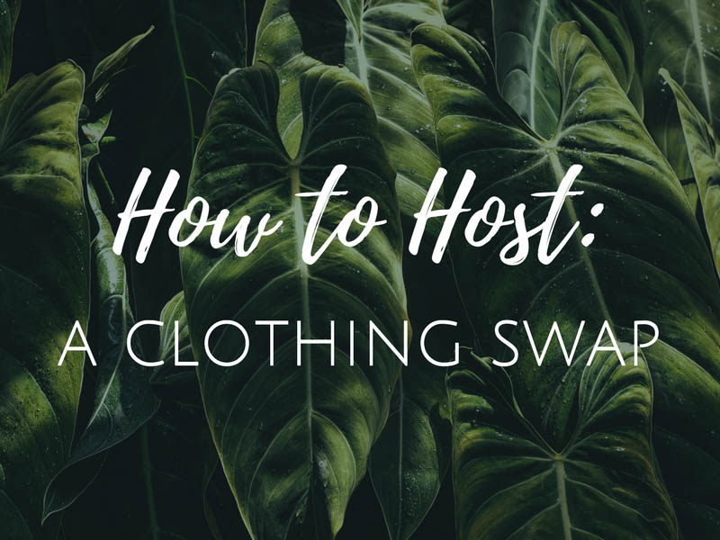 how-to-host-clothing-swap-party