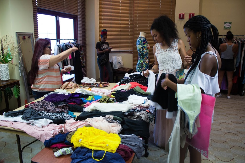 Clothing Swap Guests