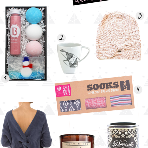 Ethical Holiday Gift Guide #1
